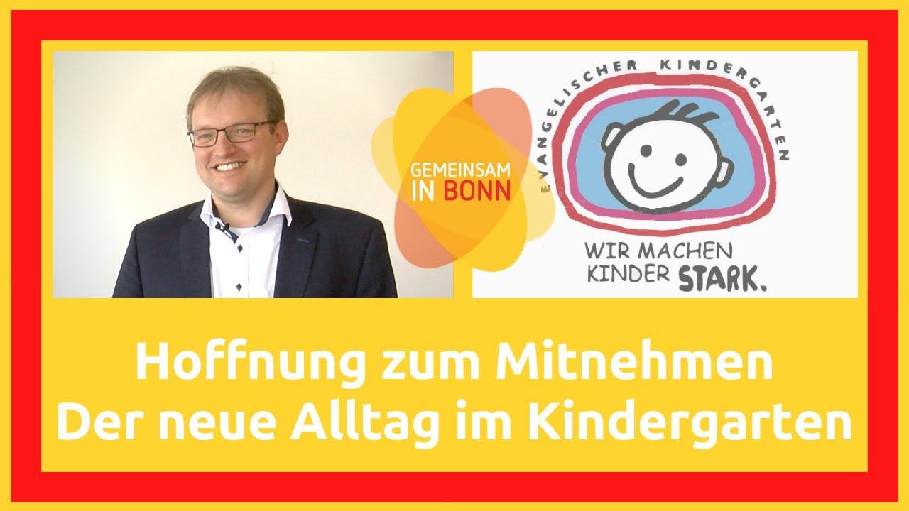 Regenbogen to go - Hoffnung zum Mitnehmen. Der neue Alltag im Kindergarten