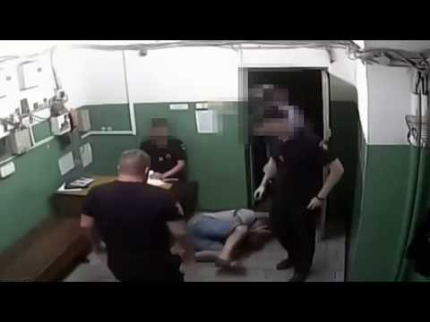 Зверское обращение полицейских. И час расплаты.