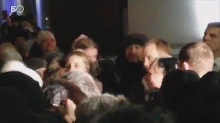 Как Путина встречали в Казани.