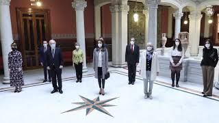 """Reunión de trabajo de la Fundación del Español Urgente """"FundéuRAE"""""""