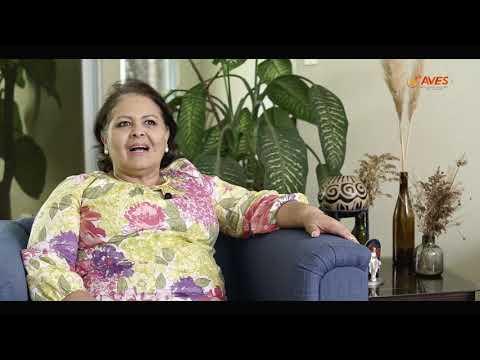 Conoce a la mamá de Josselyn Alabi miembro del #TeamAVES