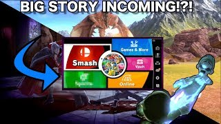 Subspace/Story Is Coming To Smash Ultimate, Here's Why!!! [Smash Bros Ultimate Theory/Proof]