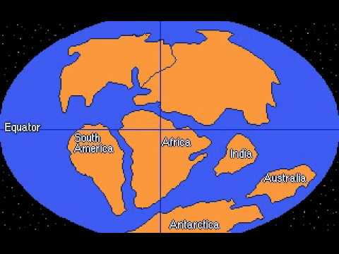 Formation cbse class 9 geography nextgurukul the pangaea theory or an expanding earth altavistaventures Images