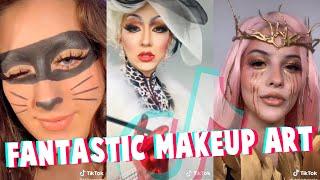 Really Fantastic Makeup Art On TikTok
