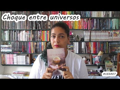 VEDA 07: Resenha do livro Entremundos do Neil Gaiman e Michael Reaves