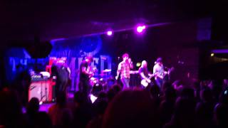 The Damned Things - A Great Reckoning - Live Glasgow Garage 7/6/11