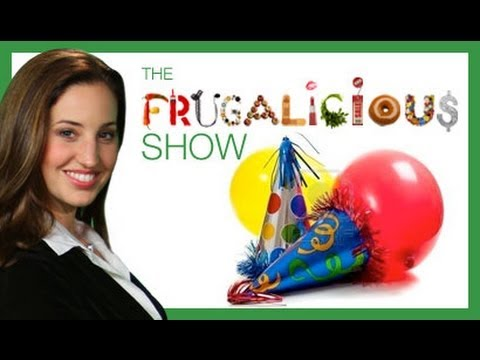 Parties on a Budget: Activities and Games (The Frugalicious Show)