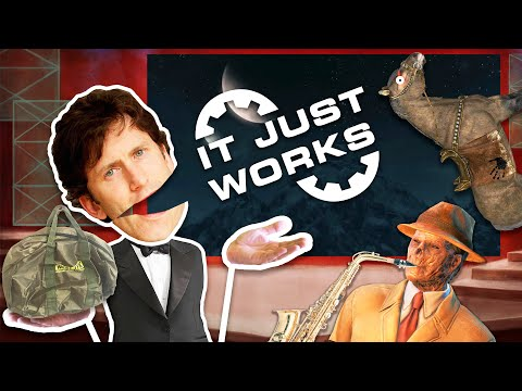 Todd Howard Song — It Just Works (BETHESDA the Musical) E3 2019