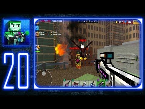 Pixel Gun 3D - Gameplay Walkthrough Part 20 - Prototype