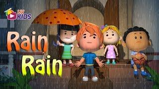 Rain Rain Go Away Come Again Another Day with lyrics | LIV