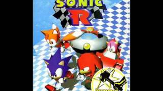 Sonic R - Can You Feel The Sunshine(With Lyrics)