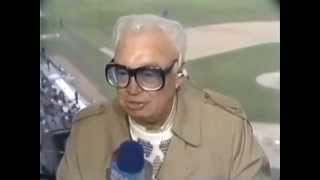 Harry Caray  Someday The Chicago Cubs Are Gonna Be In A World Series