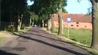 preview picture of video 'Riga-Berlin-Riga: Video 11 (проезжая поселок Дроздовка)'
