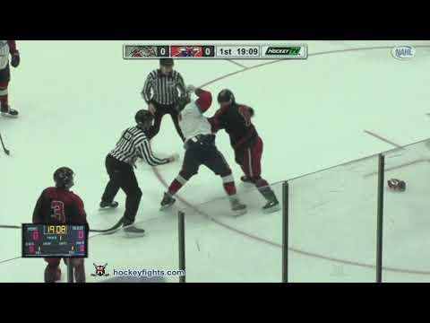 Carter Wade vs John Pesek