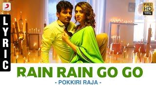 Rain Rain Go Go - Song - Pokkiri Raja