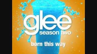 Glee - Born This Way (Cover)