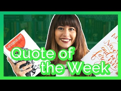 Quote of the Week: Nevernight (Jay Kristoff) + Revelação da capa brasileira | All About That Book |