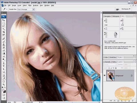 Photoshop | Professional Color Correction