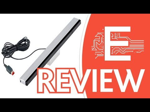 JINHEZO Wired Infrared Ray Sensor Bar Review
