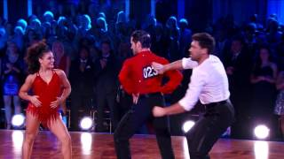 Trio Samba  Laurie, Val, and Maks- Dancing with the Stars