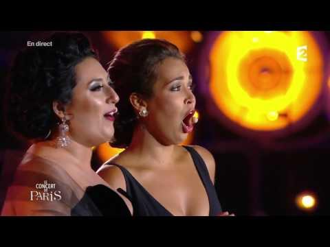 , title : 'Léo Delibes   Lakmé 'Duo des fleurs' Nadine Sierra   Anita Rachvelishvili, Concert de Paris 2017 cut