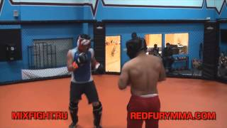 Johny Hendricks vs Rashid Magomedov