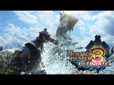 Opening Cinematic For Monster Hunter 3 Ultimate Is Damn Gorgeous