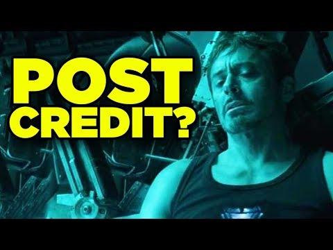 Avengers Endgame POST CREDIT Scene Explained! Iron Man Easter Egg & Marvel Phase 4!