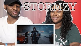 STORMZY  VOSSI BOP OFFICIAL MUSIC VIDEO (REACTION)