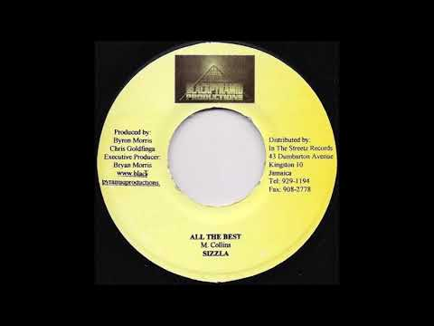 All The Best Riddim Mix (2002) LucianoCapletonQueen IfricaSizzla & More (Black Pyramid)