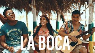 Mau Y Ricky, Camilo   La Boca (Cover By Karibbean Trip)