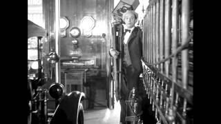 Buster Keaton in The Bug by Dire Straits