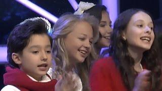 """Детский хор """"Новая Волна"""". """"Нарисуй"""". РПГ 2014. TV+Live"""
