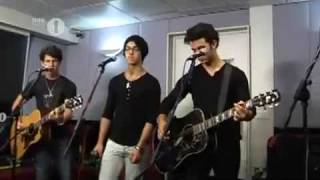 Jonas Brothers   Paranoid Live Performance On BBC 1 Radio Live Lounge