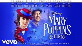Mary Poppins Returns - A Cover Is Not the Book (Official Audio)