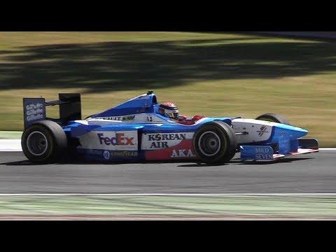 [3D Binaural Audio] BOSS GP 2018 Monza - F1 V10s, GP2s & WorldSeries Pure Sound!