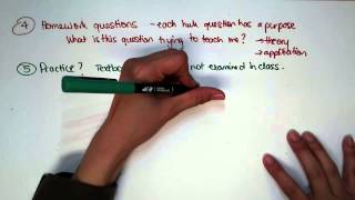 How do you study for auditing exams?