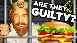 Food Theory: Did Burger King JUST Break The Law?