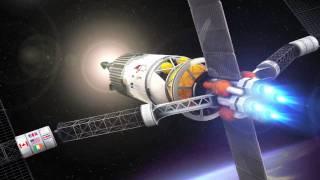 Cosmic Journeys - Voyage to Pandora - First Interstellar Space Flight