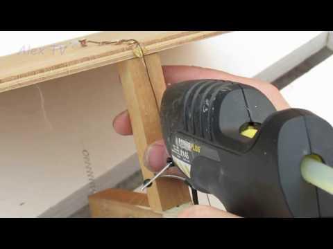 Styroporschneider  selber bauen - schnell und einfach.