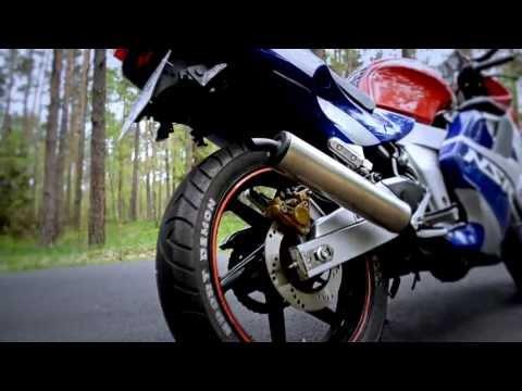 Honda NSR 125 - film pokazowy