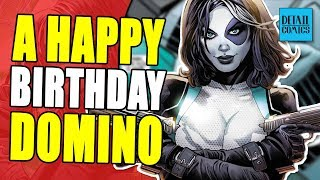 Domino's Luck Runs Out At Her Birthday Bash (Domino #1 Review)
