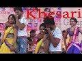 खेसारी का रंगारंग लाइव शो Bhojpuri Lokgeet Program By Khesari Lal Yadav