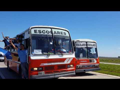 """""""Caravana a la plata temperley!!!!"""" Barra: Los Inmortales • Club: Temperley"""