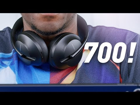 External Review Video YPln3JP_gKs for Bose Noise Cancelling Headphone 700