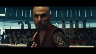 Боевая сцена, Йен Пауэрс против Кейн Косуги