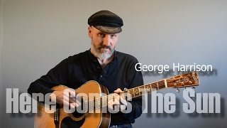 Here Comes The Sun - Guitar Lesson