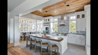 Beach Cottage Kitchen Designs