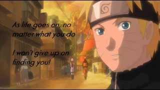 Naruto Shippuden OP 12 - Moshimo English Fandub