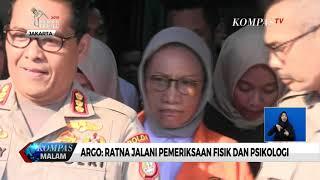 Ratna Sarumpaet Jalani Pemeriksaan Fisik dan Psikologi di Polda Metro Jaya